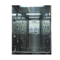 Customized Tunnel Three Side Blowing Clean Room Air Shower For Medical Industrial Manufactures