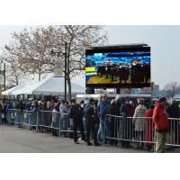 Advertising LED Media  Wall Screen P10.6mm Unconventional Anti - Burning Manufactures