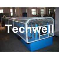 Quick Size Interchangeable C Z Purlin Cold Roll Forming Machine For Cee & Zee Purlins Manufactures
