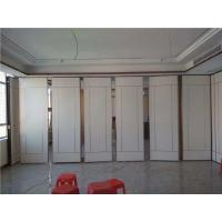 Sound Insulation Material Acoustic Wall Partition / Movable Partition Wall Systems Manufactures