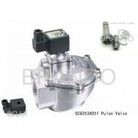 China Air Clean System Diaphragm Pulse Valve SCG353A051 2.5 Inch 220v AC on sale