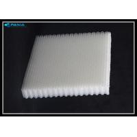 Conductive Grade Polycarbonate Honeycomb Core For Plastic Honeycomb Panels Manufactures