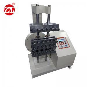 Rubber De Mattia Flex Cracking Tester , Rubber Dynamic Fatigue Test Machine Manufactures