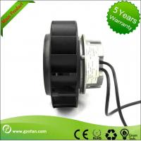 Durable Electric Power DC Centrifugal Fan Ventilation Fan For Air Purification Manufactures