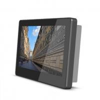 Black 7 Inch Android POE Tablet With Serial Port Arduino For Security Control Manufactures