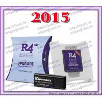 R4isdhc Upgrade purple 2015 3ds game card,3DS Flash Card Manufactures