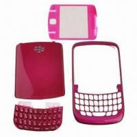 Half Housing Case for RIM's BlackBerry Bold, Full Housing with/without Classic, Paint/Chrome Manufactures