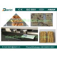 Caramel treats , Sesame plate , Cereal Bar Making Machine / Equipment Manufactures