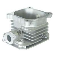 ADC12 Aluminum Die Casting Electric Motor Spare Parts Industrial components 200011-03-06