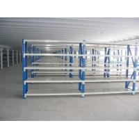 Longspan Shelves/Adjustable Steel Shelving Storage Rack Shelves Manufactures