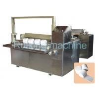 Professional Non Woven Folding / Perforation / Slitting And Rewinding Machine Manufactures