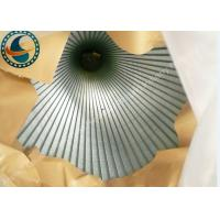 Large Diameter Johnson Wire Screen For Water Filter High Performance Manufactures