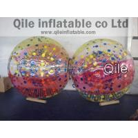 Bubble Soccer Colourful Body Zorb ball For Sale Manufactures