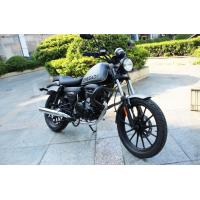 Buy cheap Ignition 200cc Street Legal Motorcycle 7.8kw / 8500r / Min With 2 Seats from wholesalers