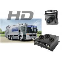 Vehicle HD Mobile DVR SD Card Video Record With High Reliability BNC Connector Manufactures