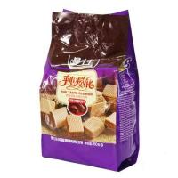 Heat Sealed Lamination Food Packaging Plastic Bags PET / PE For Cookie Manufactures