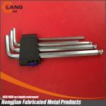 9pcs sand martin chrome long type ball point CR-V hex key set Manufactures