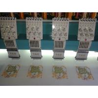 Tai Sang Embro Vista Model 915( 9 needles 15 heads embroidery machine) Manufactures