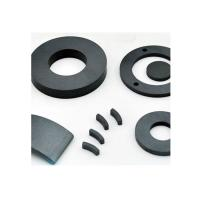 China Block Sintered Hard Ferrite Magnets Y30BH on sale