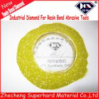 Synthetic Diamond For Resin Grinding Wheel Manufactures