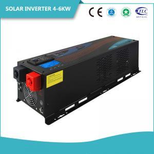 500W - 1000W Solar Dc To Ac Converter , Pure Sine Wave Solar Power Converter Manufactures
