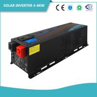 China Microprocessor Control Solar Power Inverter Single Phase With LED / LCD Digital Display on sale