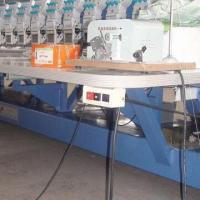 615 flat embroidery machine without trimmer, using for bearing hooks Manufactures