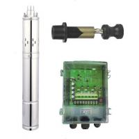 24V DC Deep Well Submersible Screw Pump , Solar Powered Water Pump For Irrigation Manufactures