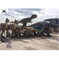 Jurassic Park Dinosaur Project Giant Animatronic Moving Dinosaur Realistic Model Manufactures