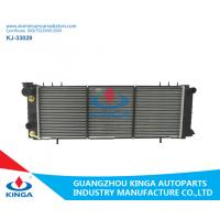 High Performance Aluminum Radiators For Jeep Cherokke Tank Size 70 * 284.5mm Manufactures