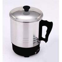 China stainless steel electric tea kettle,electric cup,2.0L electric mug silver color on sale