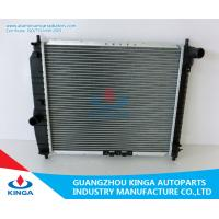 Car Cooling Radiator Auto Brazing Radiator Diameter 34 Mm Oem 96536523 Manufactures