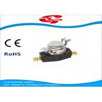 Bimetal Thermal Cutout Snap Disc Thermostat Switch Bakelite Temperature Protector Switch Manufactures