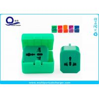 All In One Multi Port Universal Power Adapter , Universal Travel Plug Adapter Manufactures