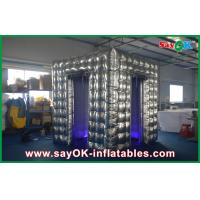 Portable Digital Inflatable Photo Booth Sliver for Event Decoration Manufactures