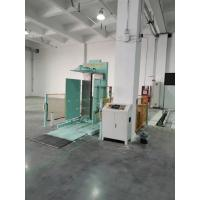 High Speed Pallet Wrapping Machine For Chemical , Electronics Packing Manufactures
