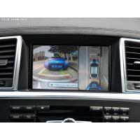 Video Record Car Reverse Parking Camera System For Merceders Benz, specific model, 4-way DVR Manufactures
