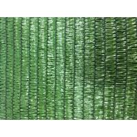 Warp Knitted Green Shade Cloth , 30-300 GSM Agricutural Farms Sun Screen Fabric Manufactures