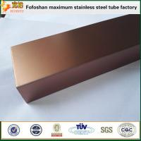 China Supplier Different Colored Stainless Steel Pipe Manufactures