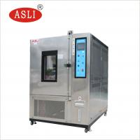 Simulate Environmental Low Temperature Testing Chamber Meet Standard of IEC-62133 Manufactures