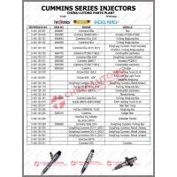 Cummins ISLE Engine Diesel Injector 0 445 120 121(4940640) Common Rail Injector manufacturers