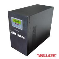 China WELLSEE pure sine wave inverter WS-P3000 with charge regulator UPS on sale