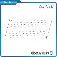 Iso Quality Certificate Metal Etching Chemicals Binhole Array Manufactures