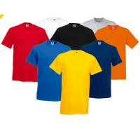 Custom Printing Logo Man Blank Cotton T-Shirts Wholesale In China Factory Manufactures