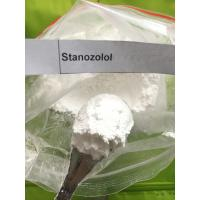 Muscle Building Injectable Anabolic Steroids Winstrol Stanozolol CAS 10418-03-8 Manufactures