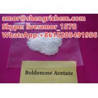 most popular steroid Boldenone Acetate white color powder CAS 2363-59-9 Manufactures
