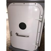 Quick Acting Single Handle Marine Doors A60 Fire Proof Weathertight Ship Door Manufactures