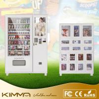 Intelligent adult product condom High End Vending Machines LCD advertising screen Manufactures