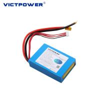 China 12.8v 2.5Ah Lifepo4 Battery pack 4S1P 32Wh Lithium Cylindrical Battery pack for Car Black box on sale