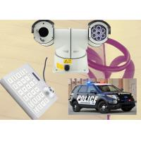 Infrared Night vision  vehicle PTZ Camera rotate 360 security police 1/4IT EXVIEW HAD CCD Manufactures